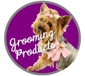 Carrie Pawpins grooming products Button