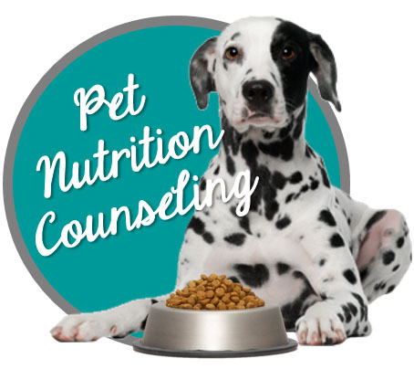 Pet Nutrition Counselor Button - Carrie Pawpins Cat and Dog Trainer, Pet Sitter, Pet Nutrition Counselor, Staff Education Consultations