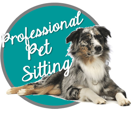 Professional Pet Sitting Button - Carrie Pawpins Cat and Dog Trainer, Pet Sitter, Pet Nutrition Counselor, Staff Education Consultations